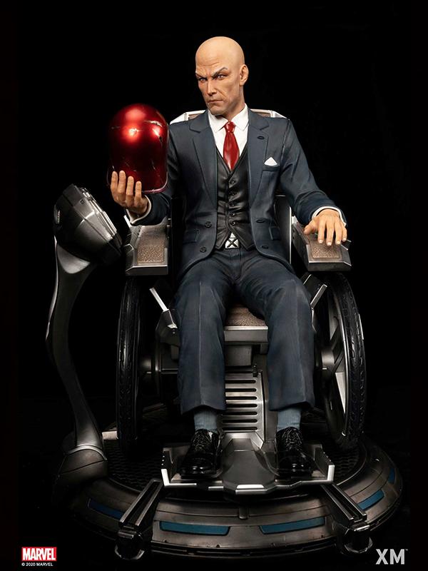 Xm Studios Marvel Comics X-Men Professor X 1:4 Classic Statue