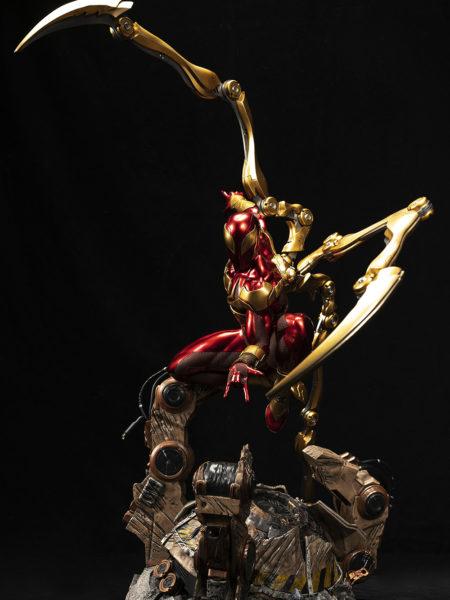Xm Studios Marvel Ironspider 1:4 Premium Statue